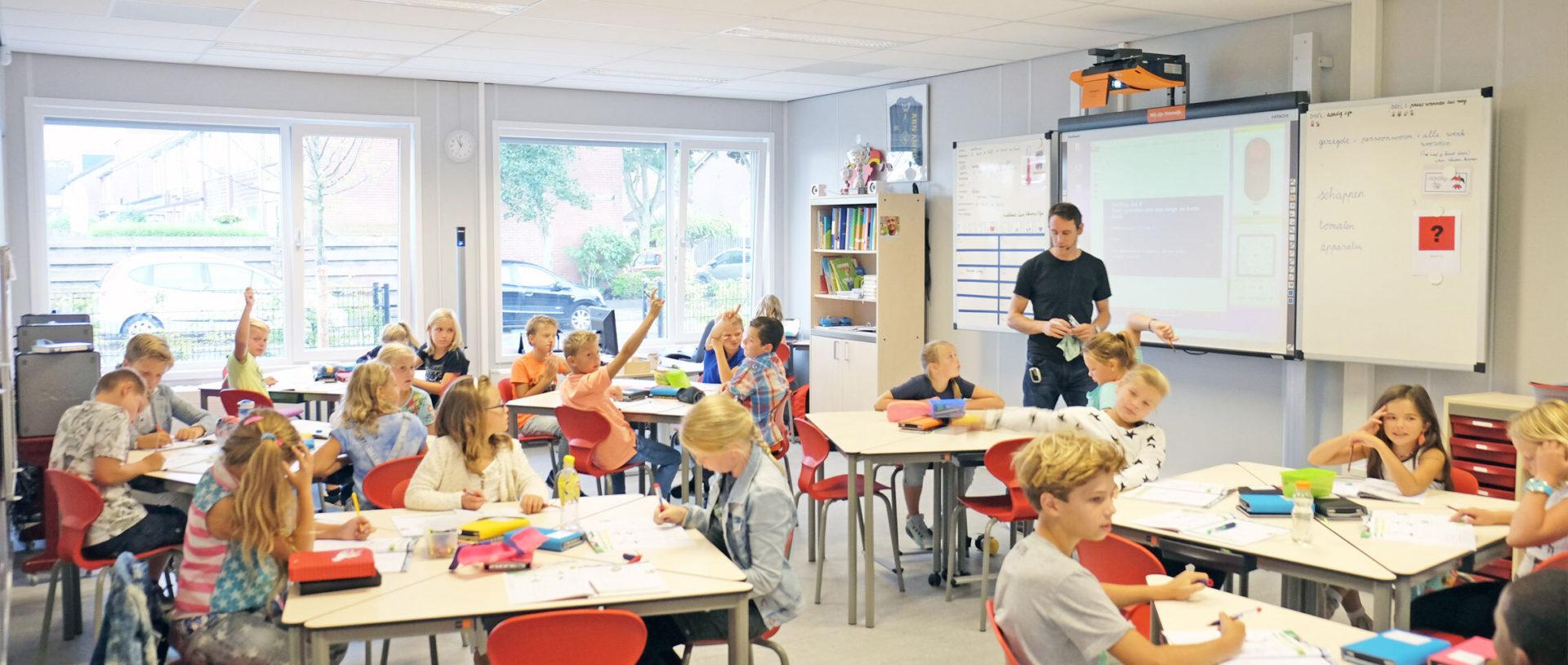Kbs de heeswijk montfoort klaslokaal