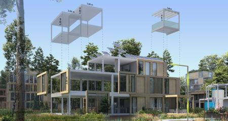 Nezzt modulair bouwer